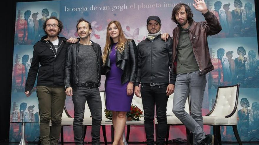 """El Grupo musical español """"La Ojera de Van Gogh""""."""