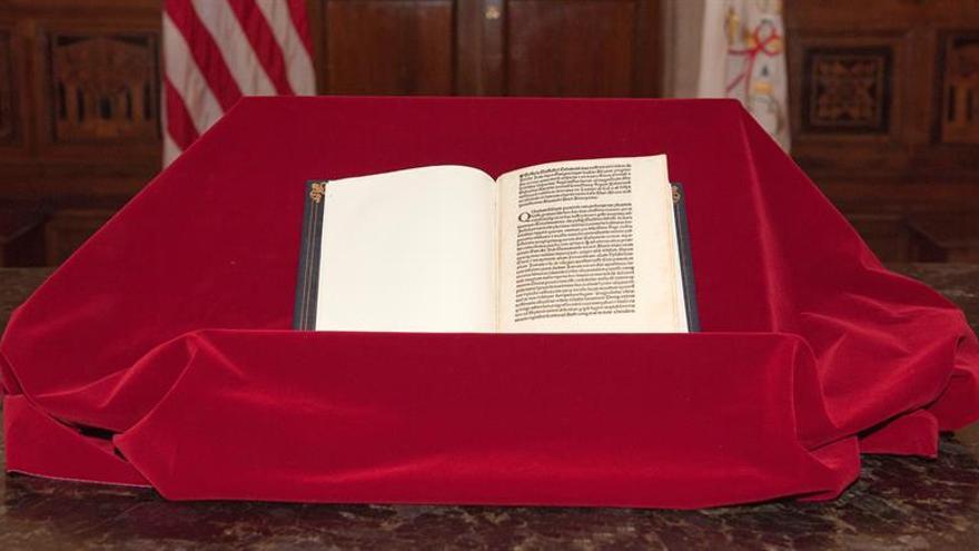 """La """"Carta de Colón"""" regresa a la Biblioteca Vaticana tras su enigmático robo"""