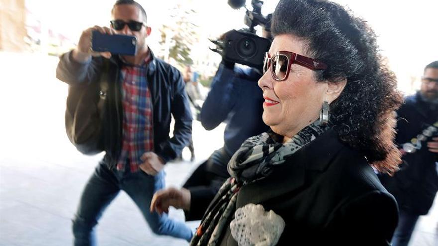 El fiscal del caso IVAM pide retirar el pasaporte a Consuelo Císcar y su hijo