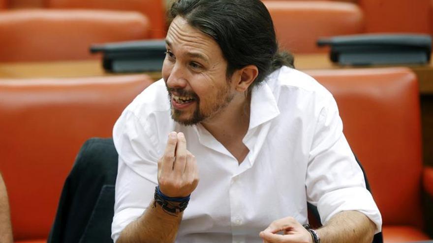 """Iglesias define como """"protesta estudiantil"""" el boicot a González"""