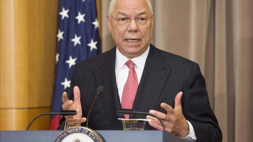 El exsecretario de Estado de EE.UU. Colin Powell respalda el acuerdo nuclear con Irán