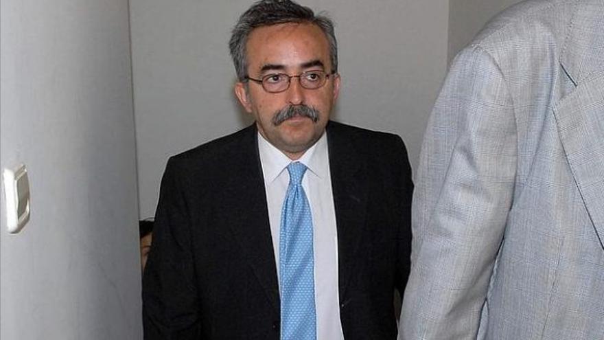 Fernando Ferrín Calamita en una foto de archivo