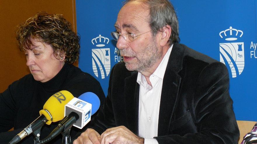 La dirección del PSM escenifica su respaldo al alcalde de Fuenlabrada (Madrid) tras su imputación por prevaricación