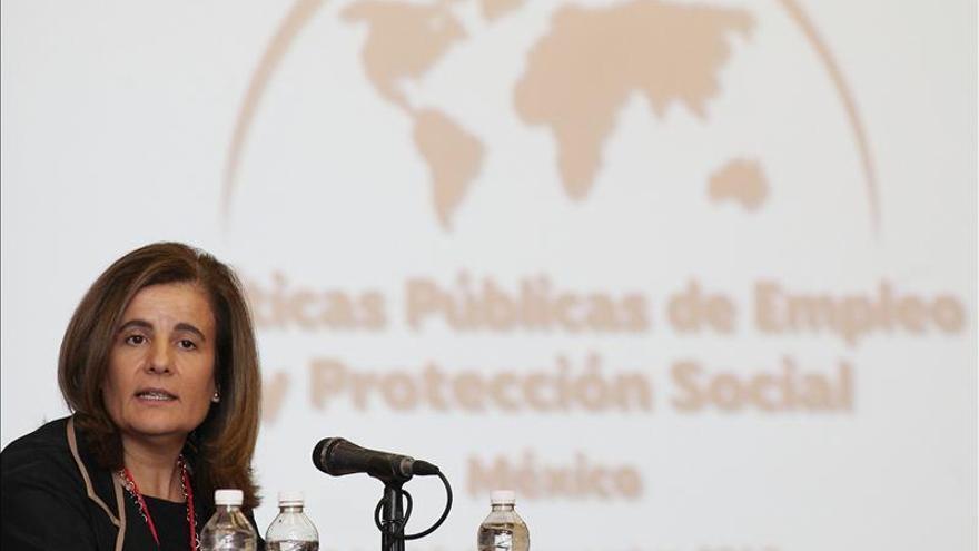 Ministra española destaca importancia de internacionalización de las empresas