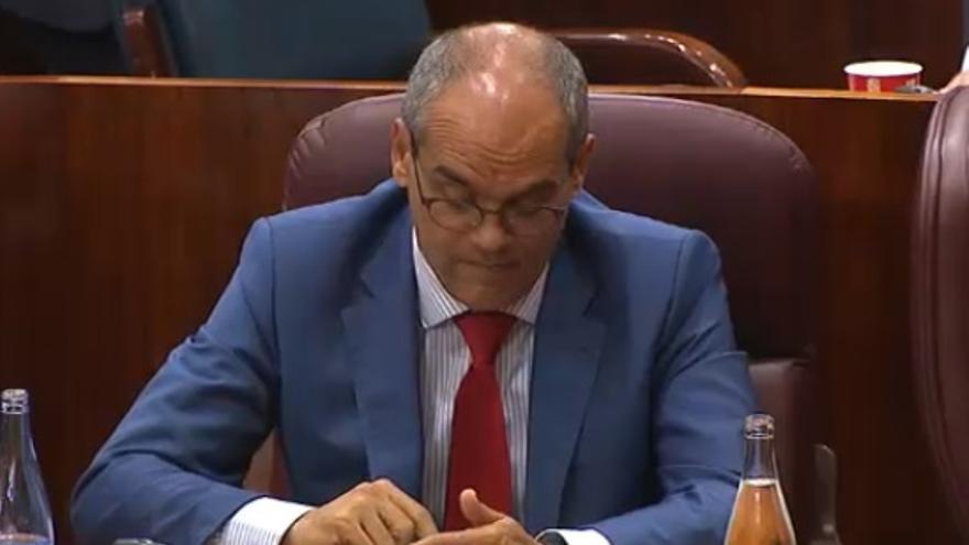 El consejero de Educación reprobado, Rafael Van Grieken.