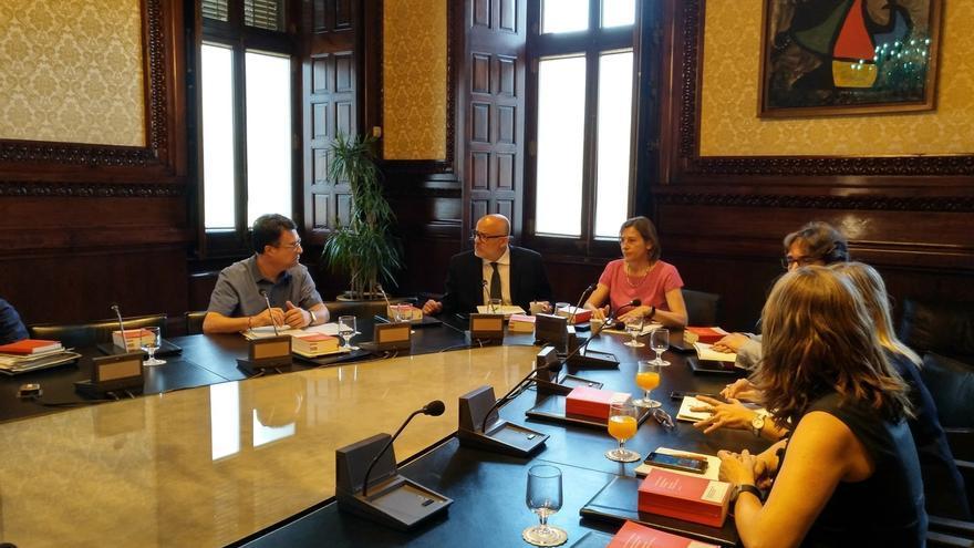 El Parlamento catalán aprobará la semana que viene la vía exprés para las leyes de ruptura