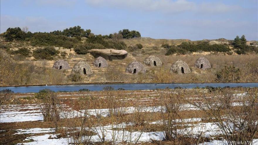 Hallan en España la representación de un ámbito social mas antigua del mundo