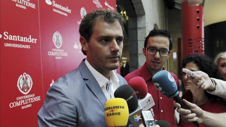 Ciutadans pide a Artur Mas que convoque elecciones anticipadas