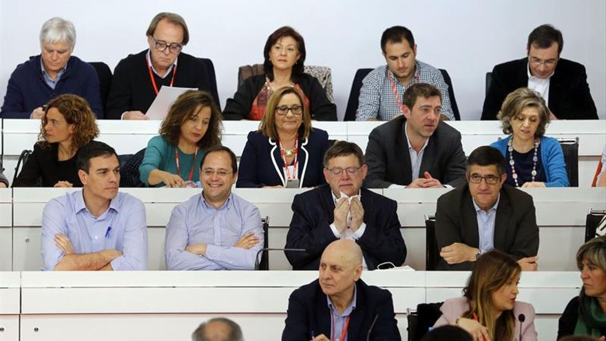 Ximo Puig ve razonable que Podemos pueda estar en un gobierno con PSOE y C's