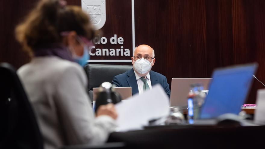 """El Cabildo de Gran Canaria acusa a Oramas de """"obstruir"""" el proyecto de Chira-Soria"""