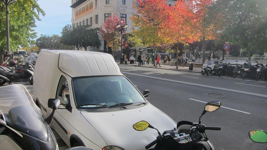 La venta de vehículos comerciales ligeros cae un 3% en Cantabria hasta noviembre