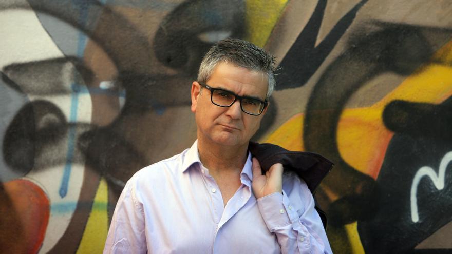 L'escriptor i periodista Francesc Bayarri.