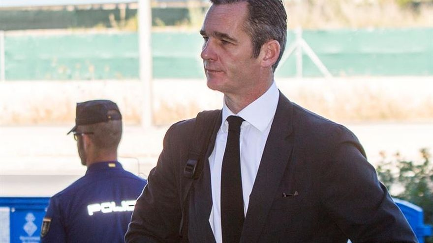 El juez del caso Manos Limpias pide la declaración de Urdangarin en Nóos