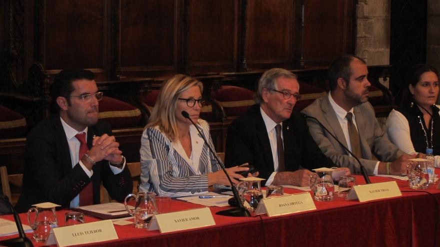 La Generalitat de Cataluña quiere pagar este año los 600 millones que debe a los entes locales con dinero del FLA