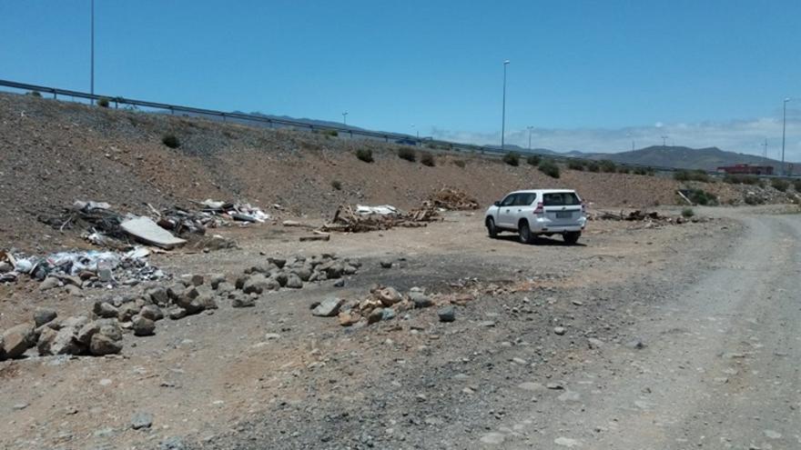 Llanos de Arinaga (Gran Canaria).
