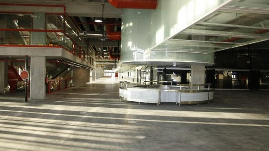 De las obras en la nueva terminal #4