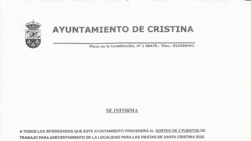 Cristina bando mujeres machista