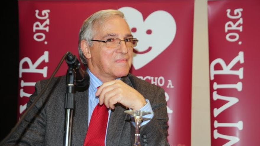 Nicolás Jouve, nuevo miembro del Comité Español de Bioética / HazteOir.org