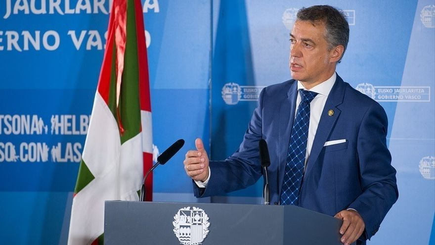 """Urkullu reafirma su compromiso con la """"bilateralidad"""" y exigirá """"todas las competencias"""" pendientes"""