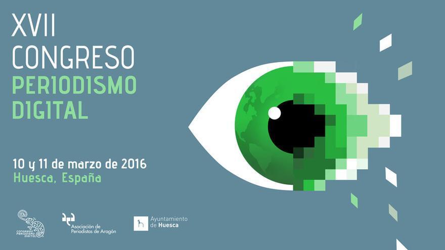 Congreso de Periodismo Digital de Huesca.