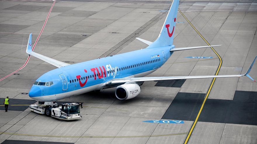 TUI reactiva las rutas a Canarias desde los Países Bajos pagando las pruebas a los turistas