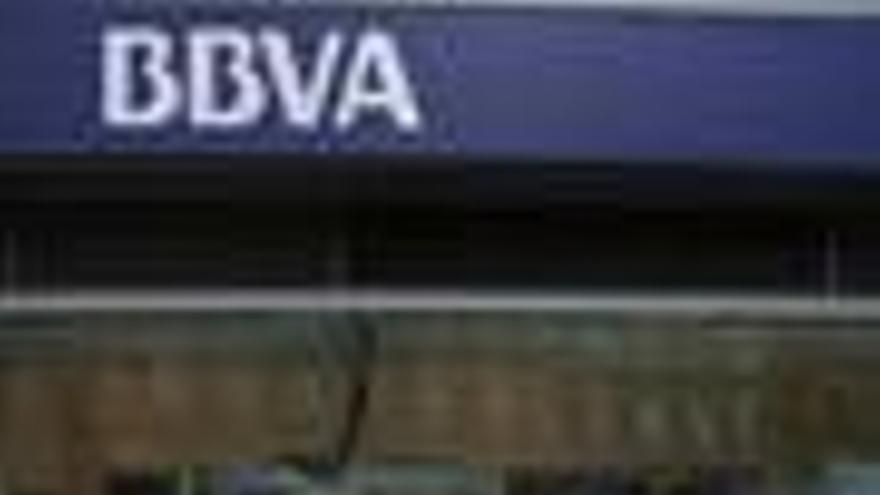 Fachada del BBVA