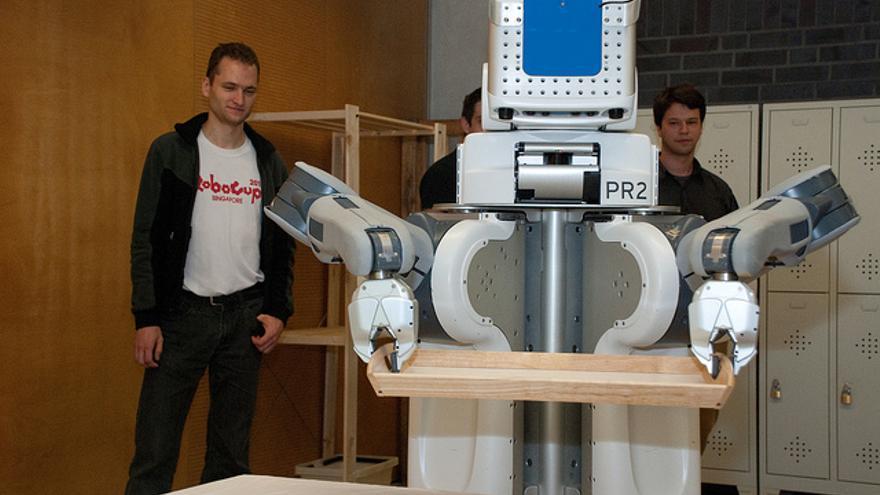 Scott Hassan decidió apostar por la robótica personal