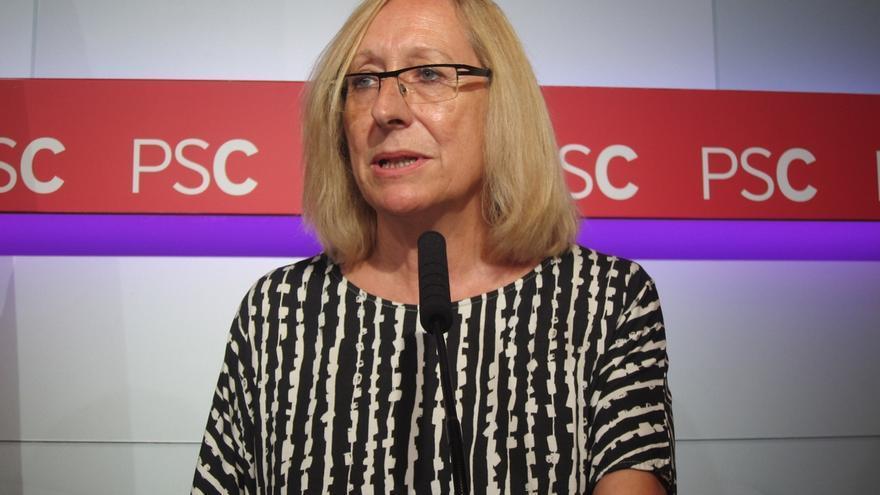 """El PSC califica de """"brindis al sol"""" la propuesta de referéndum de Puigdemont"""