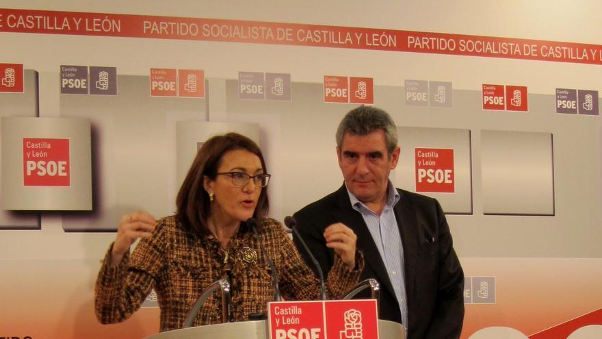 """Rodríguez (PSOE) llama a un PP """"conmocionado, desnortado y dividido"""" a reflexionar sobre las """"heridas de la desigualdad"""""""