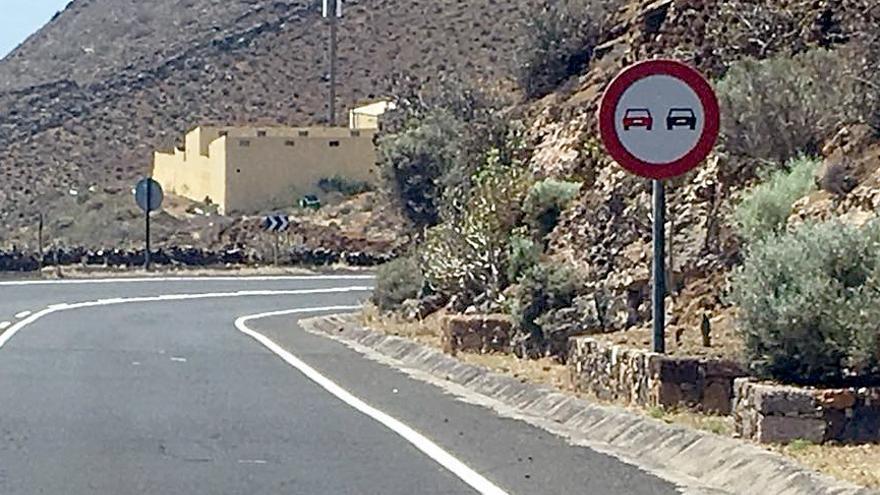 Carretera El Hierro