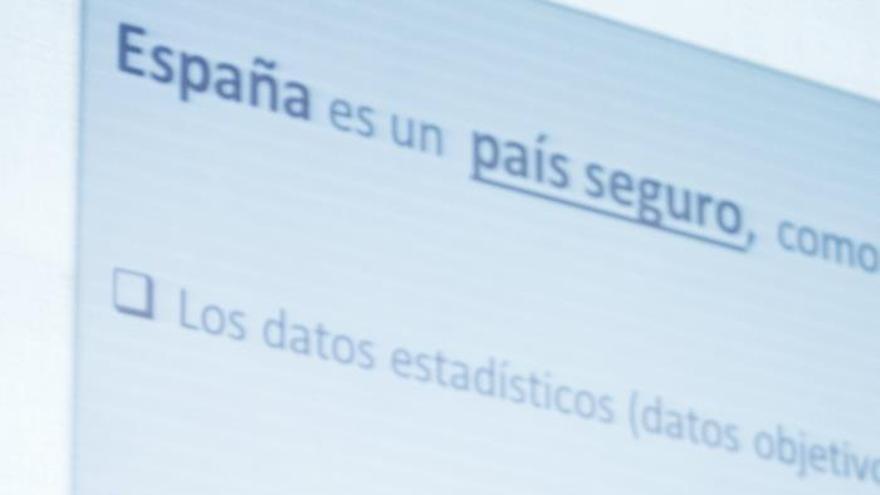 """Fernández Díaz dice que quien diga que se sigue una hoja de ruta con ETA """"falta a la verdad"""""""