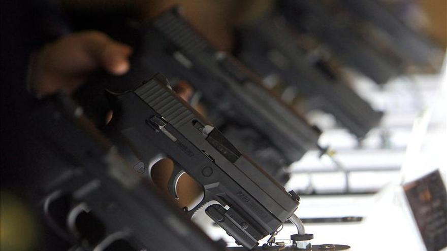 El número de armas vendidas en Brasil se sextuplicó en los últimos ocho años