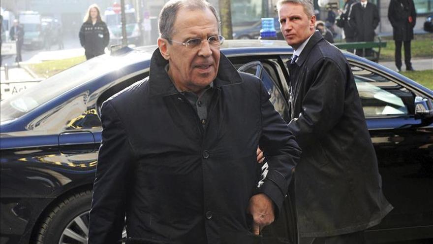 Kerry, Ban y Lavrov se reúnen en Munich para abordar la crisis siria