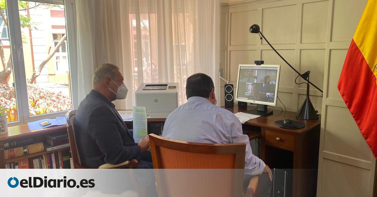 Sanidad prepara un paquete de medidas específicas para atajar los contagios en Tenerife