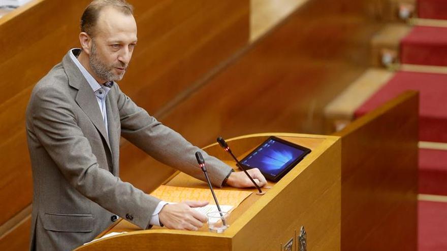 Marí (Cs): La sentencia corrobora que el PP ha funcionado como trama mafiosa