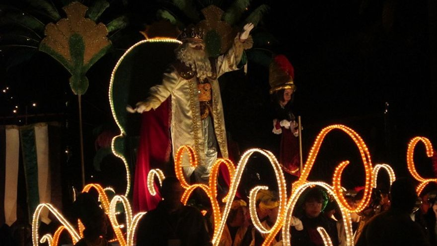 La cabalgata de la noche mágica #5