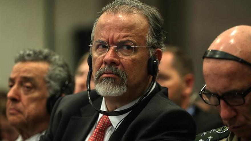 """Brasil no aceptará ninguna """"intromisión ni intervención"""" externa en Venezuela"""