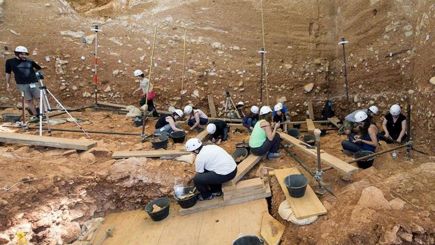 Un estudio ayuda a describir la formación de la Gran Dolina en Atapuerca