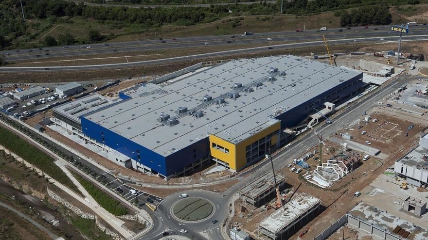 Ikea abrirá su mayor tienda de España en Sabadell el 4 de ...