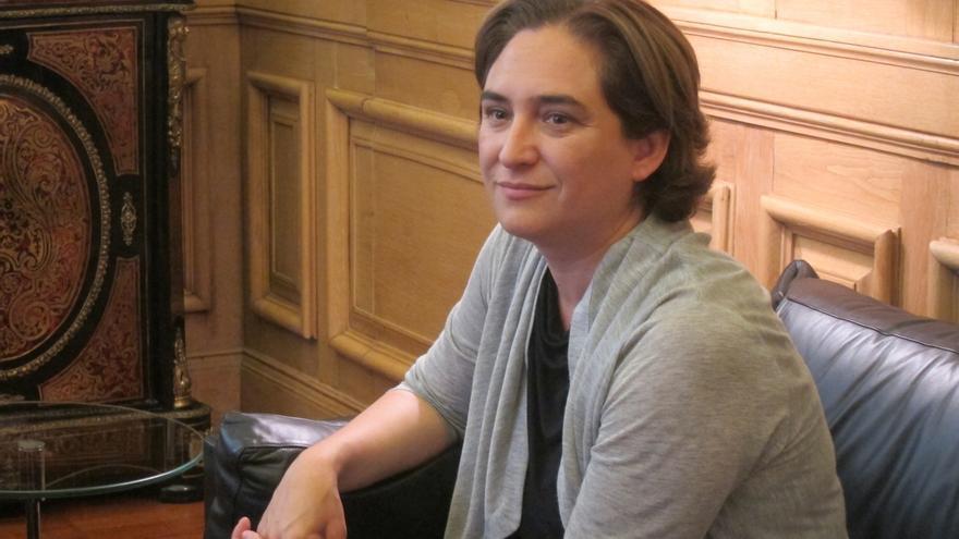 """Ada Colau: """"Si no se consigue un acuerdo no pasa nada por volver a convocar elecciones generales"""""""