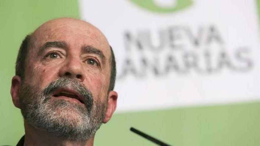 Santiago Pérez, portavoz de XTF-NC en el Ayuntamiento de La Laguna