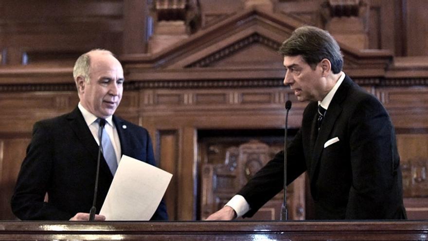 El viernes 1 de octubre asumió Horacio Rosatti la presidencia de la Corte Suprema