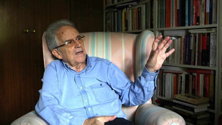 El historiador Santos Juliá.