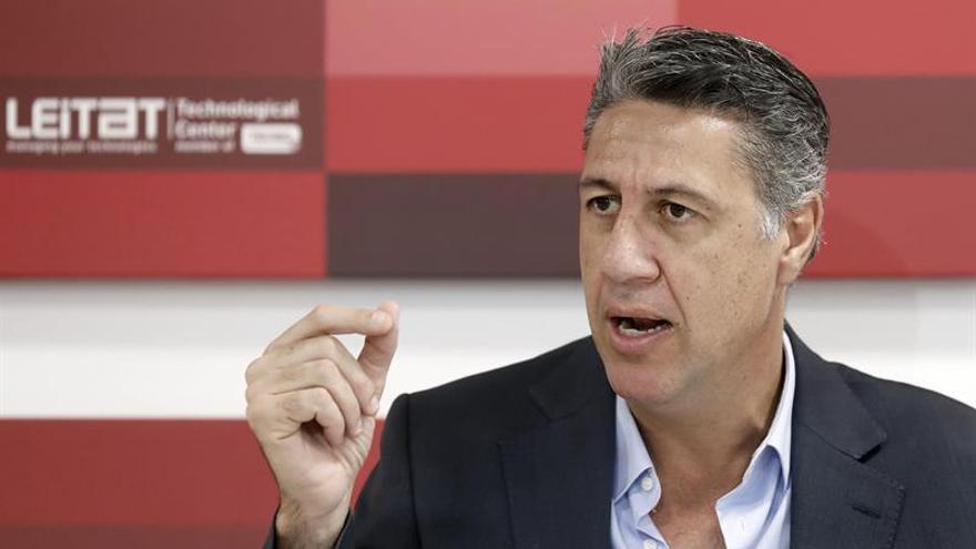 Albiol envía una carta a Puigdemont y le reta a un cara a cara en Bruselas