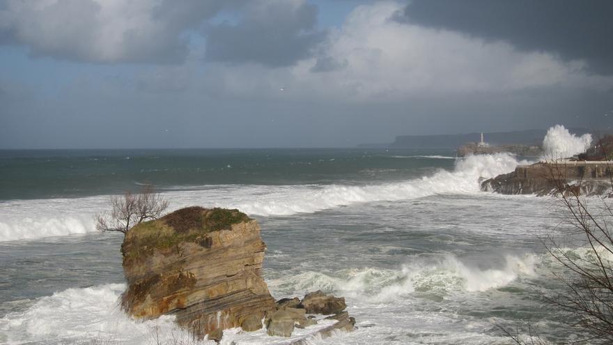 Las rachas de viento alcanzan ya los 111 km/h en Santander