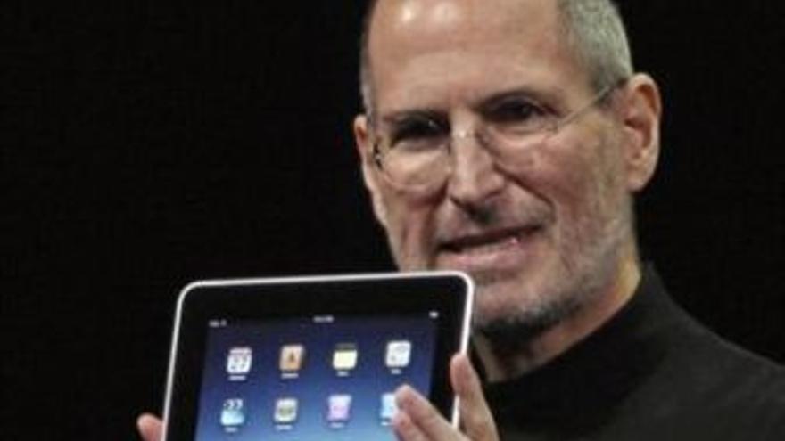Steve Jobs. (EUROPA PRESS)