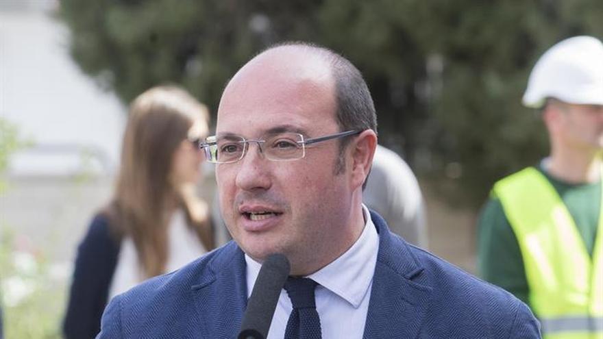 """Hernando (PP) pide a C's """"paciencia y coherencia"""" con presidente Murcia"""