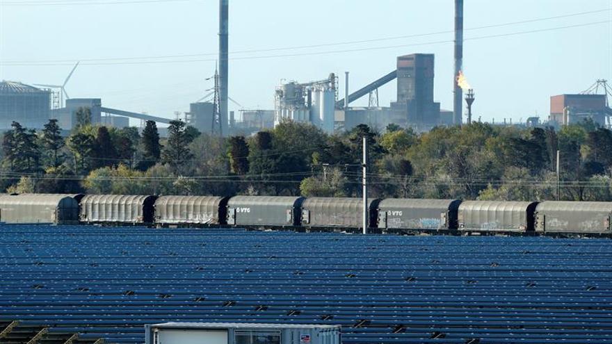 ArcelorMittal gana 3.035 millones de euros hasta septiembre, un 156 por ciento más