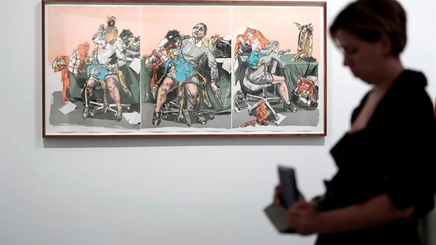 """Exposición """"Léxico familiar"""" recorre 60 años de la trayectoria de Paula Rego"""