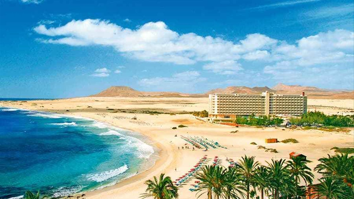 Hotel Oliva Beach, en Fuerteventura.